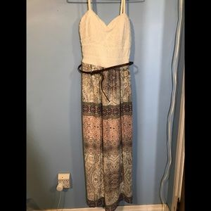Lily Rose Large Juniors Dress